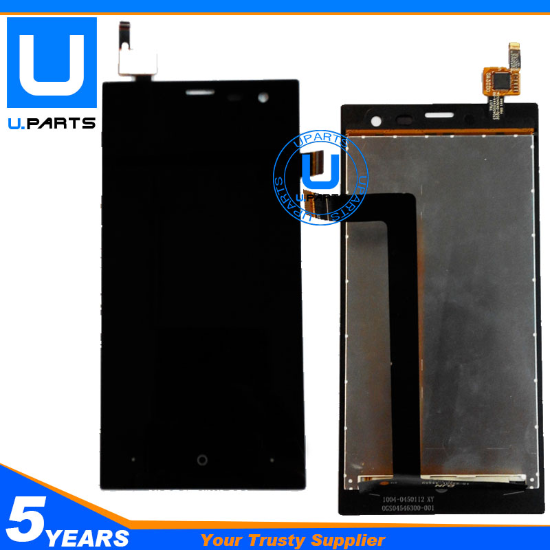 4.5 inch For Highscreen Zera S Rev.S LCD Display Panel Touch Screen Glass Digitizer Sensor Assembly<br><br>Aliexpress
