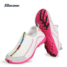 Plus Size Summer Running Shoes Women Lightweight Quickly-drying Beach Shoes  Hollow Bottom Jogging Walking Sport Trainers Men