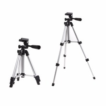 Portable Professional Camera Tripod With Phone Holder High Quality Universal Tripod For Camera / Mobile Phone / Tablet