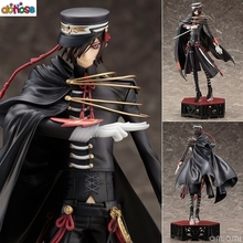 Lelouch Lamperouge Code Black 1st Live Encore Code Geass Action Figure Collection Model Kids Toy Doll