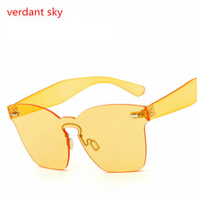 2017 Uv400 New Style Sunglasses Men Women Brand Designers Travel Driving Mirror Sun Glasses For Man Oculos Gafas(China)