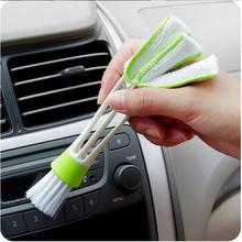 10pcs/lot Keyboard Dust Collector Computer Clean Tools Window Blinds Cleaner car inner cleaner car brush and Sponges(China)