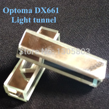 Projector Light Tunnel / Light pipe for Optoma DX661 projector ,projector parts
