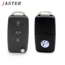 JASTER new VW key car usb flash drive pendrive 4gb 8gb 16gb 32gb 64gb memory stick U disk USB 2.0 u disk thumb drive
