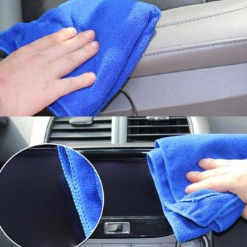 feiqiong top HQ 22*22cm Microfiber Face Hair Car polishing