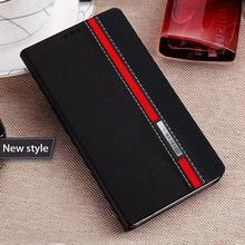 2016 Hot gorgeous Good taste trends luxury flip leather quality Mobile phone back cover cases xFor BlackBerry Leap case