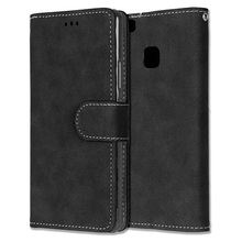Case For Huawei P8 lite Huawei P9 lite Coque Flip Leather Mobile Phone Bag Accessory Fundas For iPhone 6 / 5s 6s 6 Plus 7 7 Plus