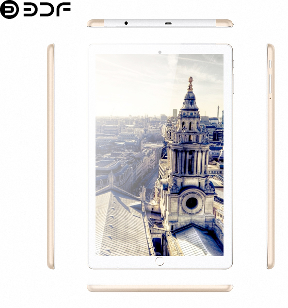 10 Inch Android Tablet Octa Core 2G RAM 32G ROM Android 7.0 Tablet PC WIFI Sim 4G Phone Call LTE Tablets Small Computer Mobile(China)