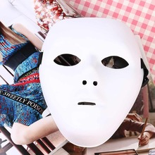 New Hot Sale JabbaWockeeZ Face Mask Halloween Hip-Hop GHOST DANCE  Performances Mask