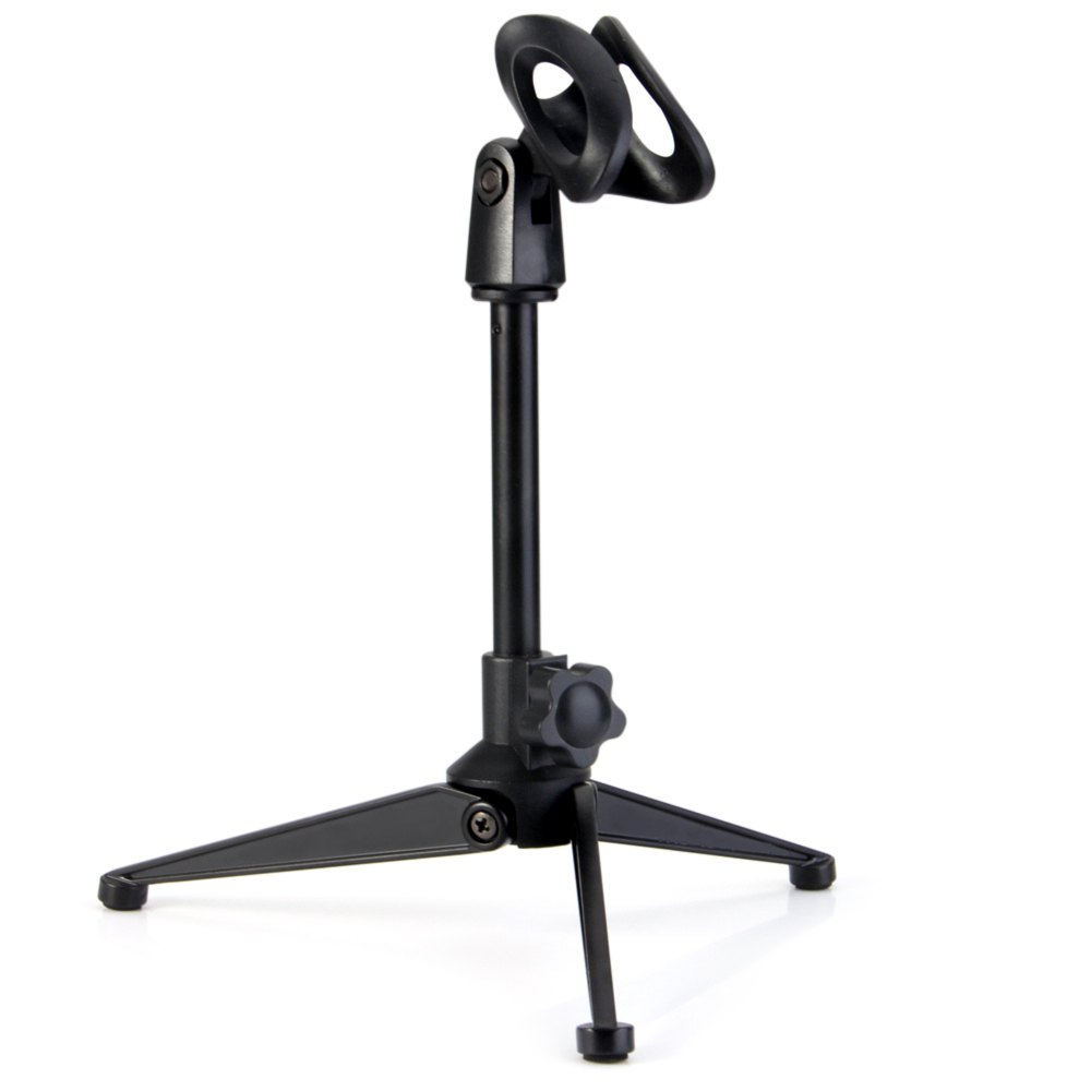 PC-03 Adjustable Foldable Desktop MIC Table Holder...