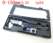 IP 54 waterproof Mitsubishi Digital caliper 0-150MM metric system Inch, conversion Precision is 0.01