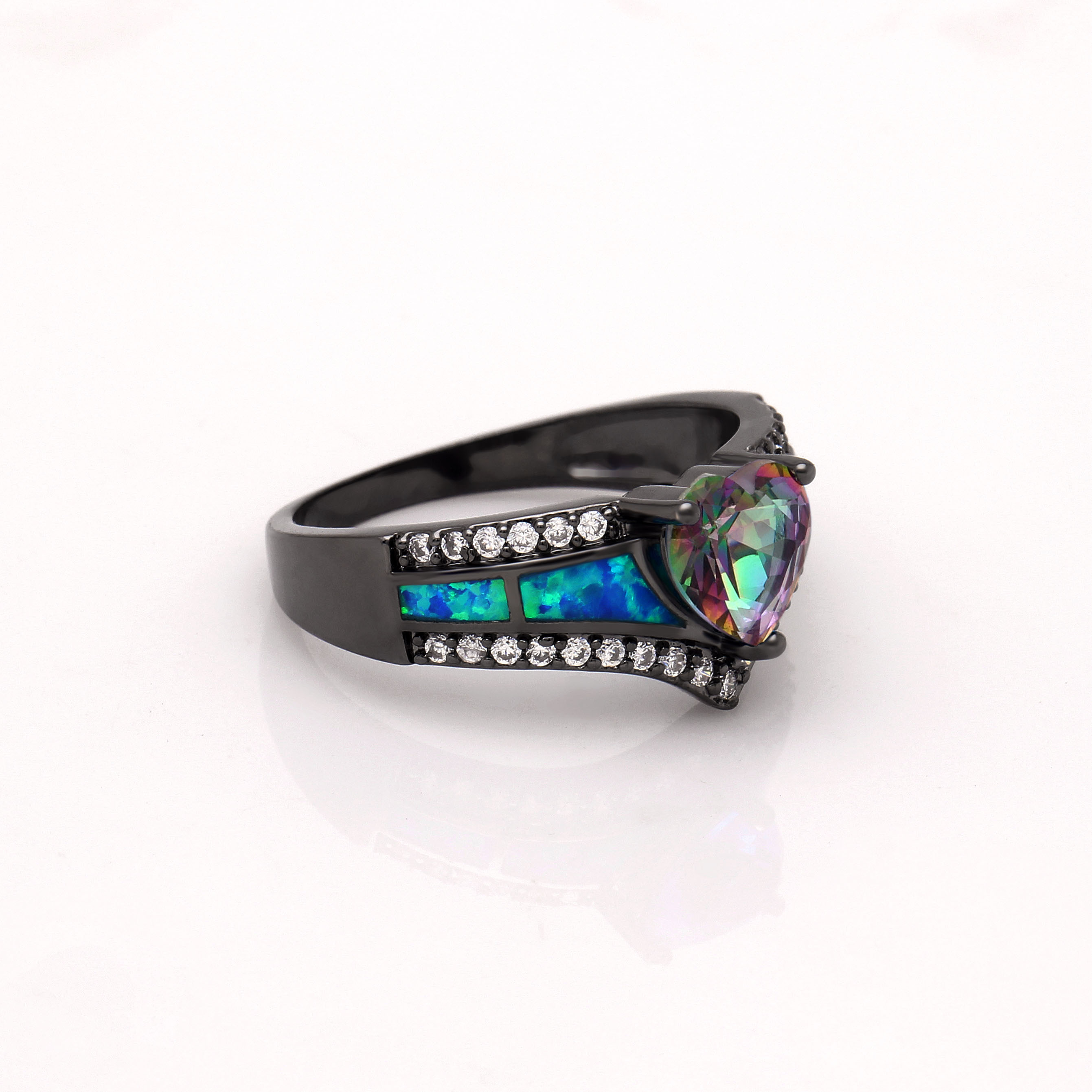 Wholesale fashion cocktail rings 37