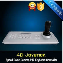 Remote Joystick  PTZ controller for managment Sony EVI Color Video Camera via RS422&RS485 PTZ keyboard controller