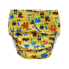 New Eco-friendly Washable Reusable Cloth Diapers for Disabled Adults Cloth Nappies(China)