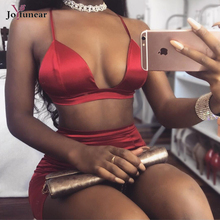 2017 New Women Sexy Spaghetti Strap Rayon  Celebrity Bandage Dress Bodycon Mini Club Party Green Red Dress Deep v 2 pieces dress