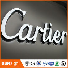 Custom Acrylic Frontlit Led Channel Letter Signs(China)