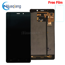 Original For Highscreen power five LCD Screen Display Touch Sensor Digitizer Combo Assembly for Highscreen power five lcd pro