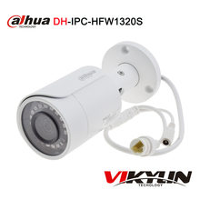 DaHua 3MP IPC-HFW1320S IP Camera Mini Bullet Day/Night infrared CCTV Camera POE Support IP67 Waterproof Security Camera System