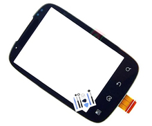 Black Front Outer Glass Touch Panel Digitizer Screen For Motorola Spice XT300 W/Tools