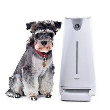 Pet net Smart Feeder Automatic Pet Dog Feeder With iPhone With LCD Light Dispenser Electronic Timer Automatic Cat Food Storage