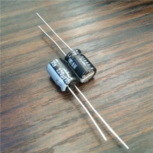 10pcs 220uF 35V Japan NICHICON HV Series 8x11.5mm High Ripple Current Low Impedance 35V220uF Aluminum Electrolytic Capacitor