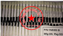Free shipping 50pcs 1N5353B 100% NEW IN5353B DIODE ZENER 16V 5W AXIAL(China)