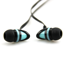 MOONBIFFY Hot Sale 3.5mm Earphone headset In-Ear Earbuds For Mobile phones computers MP3 MP4 Earphones