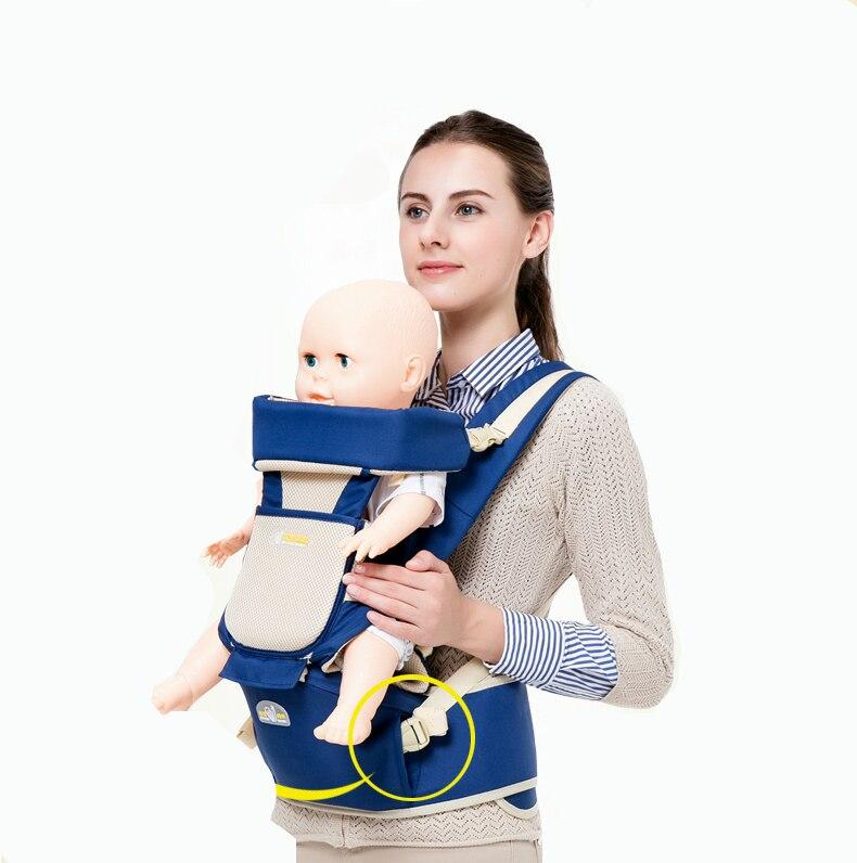 Hot Product Baby Carrier Baby Hipseat Baby Belt Sling Breathable Ergonomic Backpack Kids Infant Hip Seat Double Shoulder Bag<br><br>Aliexpress
