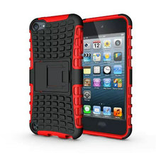 For Apple Ipod Touch 6 Rugged Spider Plastic Hybrid Heavy Duty Armor Phones Case Hard Shock Proof For Ipod Touch6 Back Cover(China)