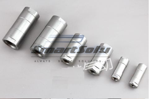 free shipping1pcs on Return Valve KA-15 Port 1/2 One Way Valve,KA Series Pneumatic Check Valve<br><br>Aliexpress