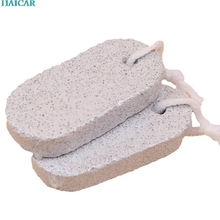 Feet Care Tool Hard Skin Cuticle Remover Pedicure Foot Bath Natural Pumice Stone Foot Skin Scruber Cleaner Tool Y501