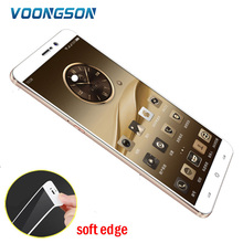 Tempered Glass Screen Protectors For 360 Q5 Q5plus N4S F5 N5 soft edge Protective Film Phone film 0.26mm 9h For 360 Q5 plus(China)
