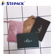 The New Female Bag Retro Letter Envelope Bag Hand Embroider Line Shoulder Bag Aslant Bag