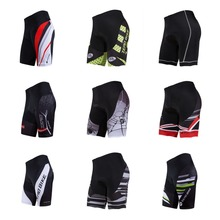2017 ZERO BIKE Men's Cycling Shorts MTB Bike Bicycle 3D Padded Gel Tights Shorts Summer bermuda ciclismo M-XXL 9 Style(China)