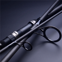 New high carbon carp fishing rod 13ft 3.9m 3 section 3.5lbs carp rods surf fishing rod boat rod fishing tackle