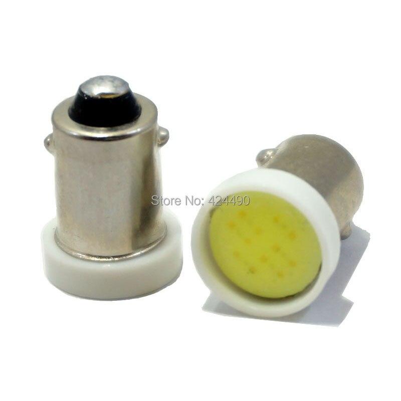 10PCS X super bright  T11 BA9S  COB chips LED Reading lights for car  Auto LED Light BA9 Indicator door Lamps<br><br>Aliexpress