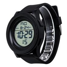 Erkek Kol Saati Relogio Masculino Reloj De Los Hombres Men Fashion LED Digital Touch Screen Day Date Silicone Wrist Watch may31