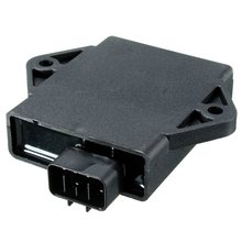 High Performance Motorcycle CDI Box for Yamaha YFM250 Bear Tracker 2x4 2001 2002 2003 2004 Plastic Black
