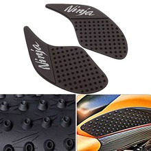 For Kawasaki NINJA 250 300 2013 2014 2015 2016 Protector Anti slip Tank Pad Sticker Gas Knee Grip Traction Side 3M Decal
