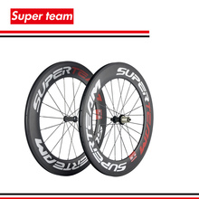 Superteam carbon clincher wheelset 700C bicycle wheels For Road bike wheels matte finish Clincher