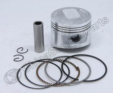 63mm 15mm 200CC Piston Ring Kit for Honda Loncin CB200 Motorcycle Dirt Pit Bike Parts(China)