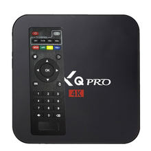 Android 7.1 tv box MXQpro RK3229 mxq-4k 1G 8G mxq pro 4k smart quad core can subscribe IPTV Arabic Europe Brazil chs(China)
