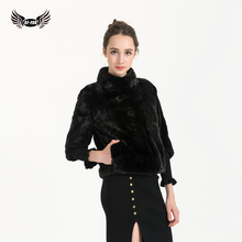 Buy BFFUR 2017 Fashion Mink Coats,Genuine Leather,Mandarin Collar,Warm Black Mink Coat,Young Women Mink Fur Coat BF-C0463 for $813.00 in AliExpress store