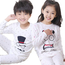 V-TREE baby clothing set pijamas kids all for children clothing accessories kids clothes boys girls pajamas children underwear(China)