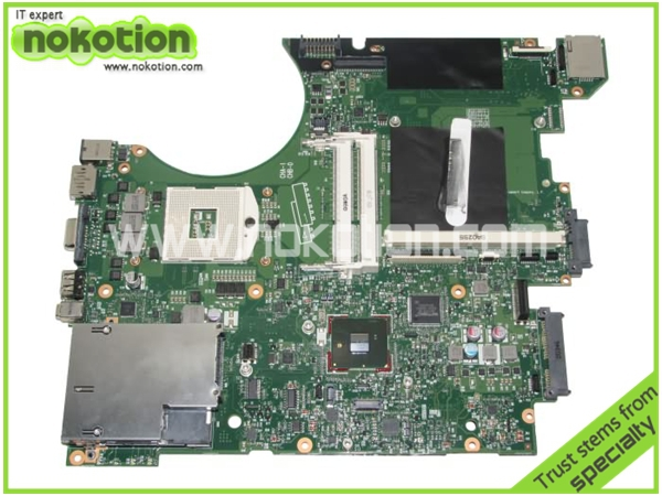 laptop motherboard for hp elitebook 8740w 595698-001 qm57 ddr3<br><br>Aliexpress