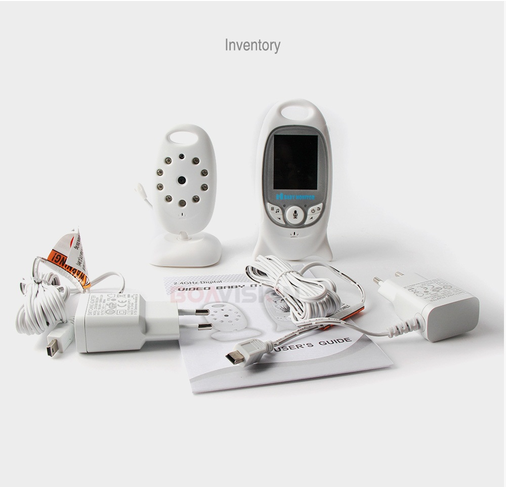 11 wireless baby monitor