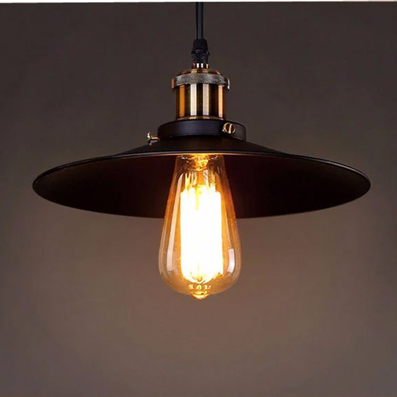 Hot Sale 2016 New High Quality Indoor Metal Pendant Lamp Loft Northern Europe American Vintage Retro Country Pendant Lights<br><br>Aliexpress