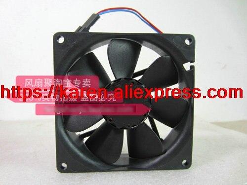 Original ebm papst 3414NHH 9cm 92*92*25MM 24V 3.2W Inverter cooling fan<br>