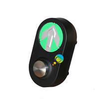 New products mini crossing road arrow guidance pedestrian Traffic Light Button