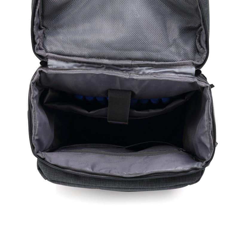 2017 KOKOCAT New Fresh Men High Capacity Laptop Bag Men Stereo 15 Inch Backpack School Backpack for Women Power Interface 7002